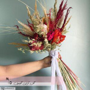 دسته گل فرمالیته ی پاییزی1