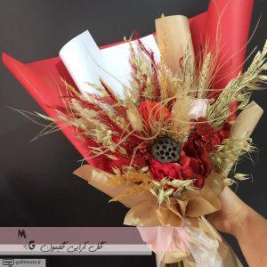 دسته گل فرمالیته ی پاییزی3
