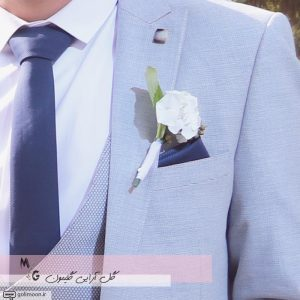 دسته گل عروس هورتانسیا5