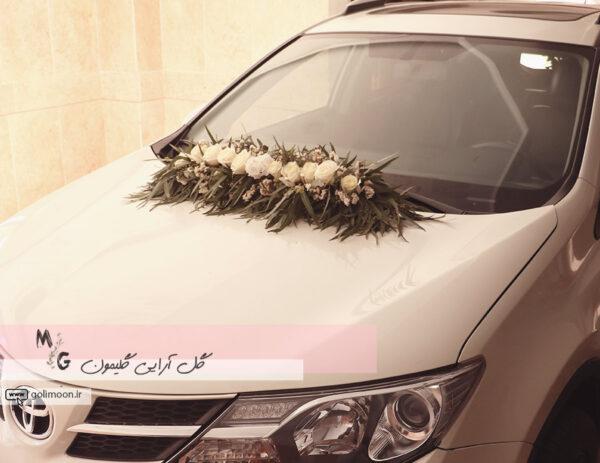 ماشین عروس با سبک راستیک