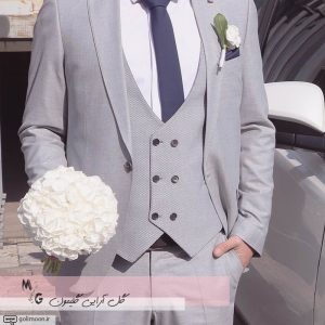 دسته گل عروس هورتانسیا3